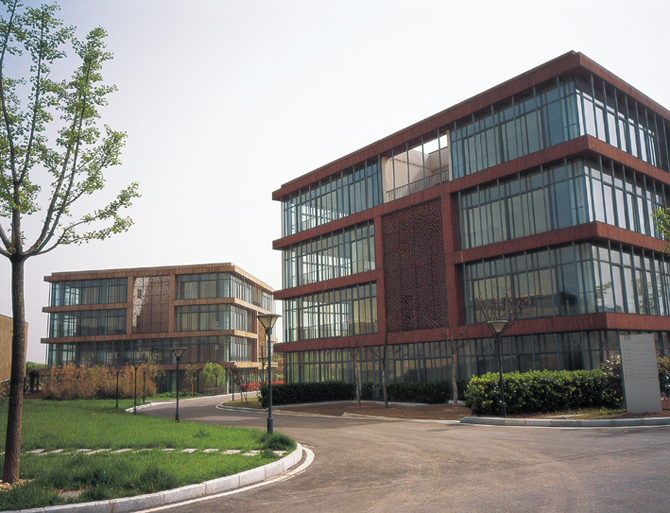 南京 吉山软件园